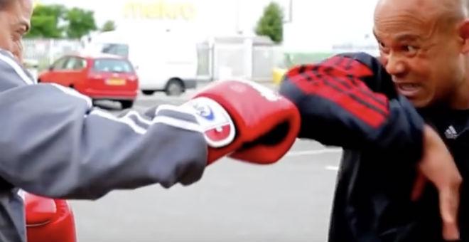 Боксер вышел против мастера Вин Чун и пожалел
