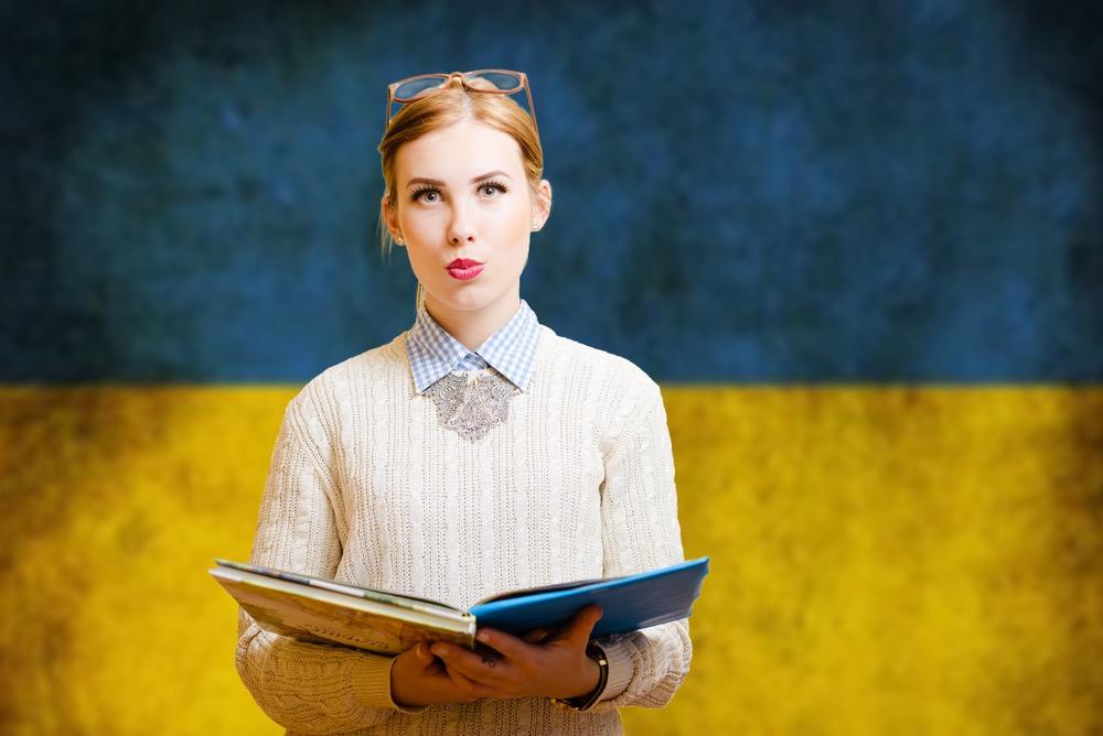 Что угрожает русскому языку на Украине. Анастасия Скогорева