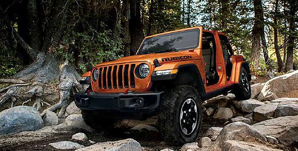 Новый Jeep Wrangler: все, что о нем известно на сегодня