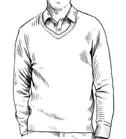 Эстетика мужского стиля: 4 вида мужских свитеров