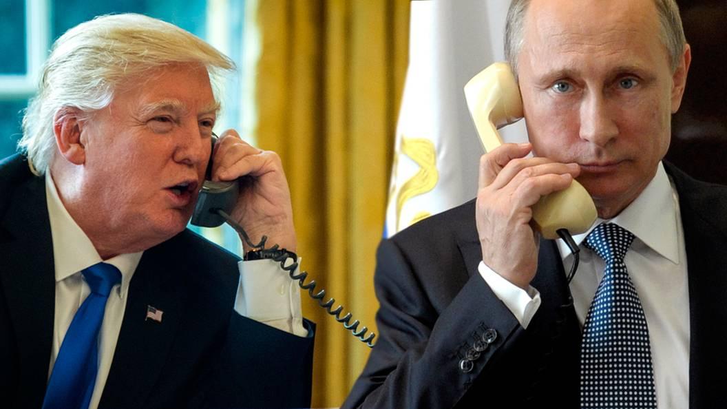 Как Дональд Трамп подыгрывает Владимиру Путину