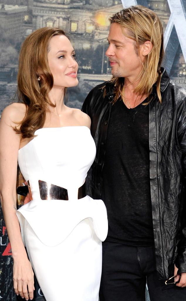 Angelina Jolie's Wedding Dress—All the Details!