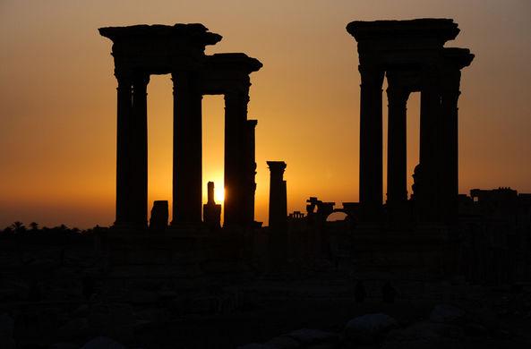 Ученые призывают принять участие в восстановлении наследия Пальмиры
