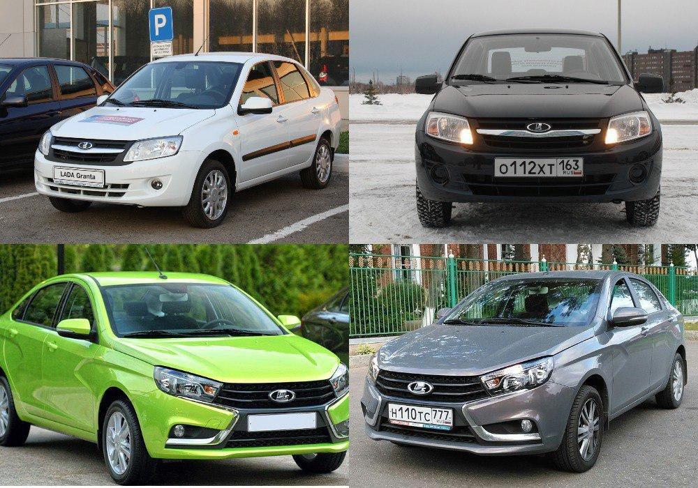 Две модели LADA вошли в ТОП-100 самых продаваемых автомобилей в Европе
