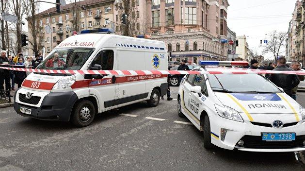 В Киеве убит сотрудник Админ…