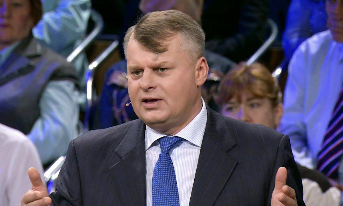 «Не смешите! Скоро ядра начнёте отливать!»: Депутат РФ жёстко поставил на место Трюхана