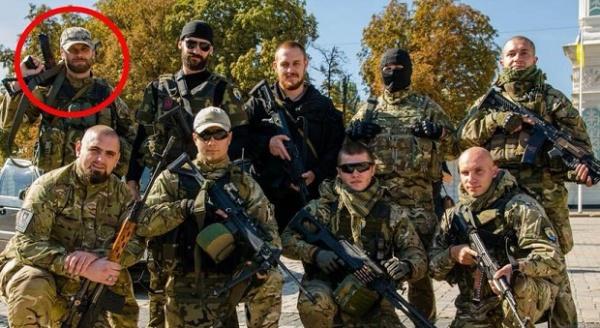 Влесу под Харьковом найден мертвым основатель полка «Азов»