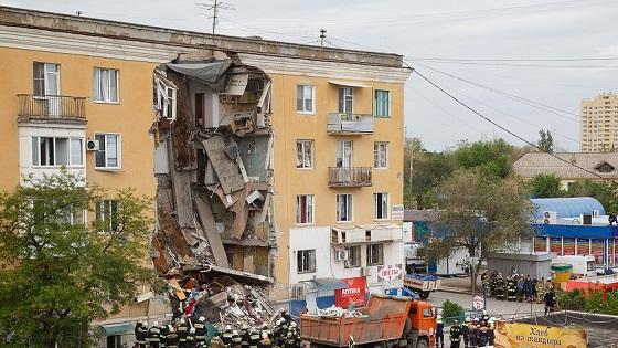 Пострадавших отвзрыва газа вВолгограде готовят квыписке избольниц
