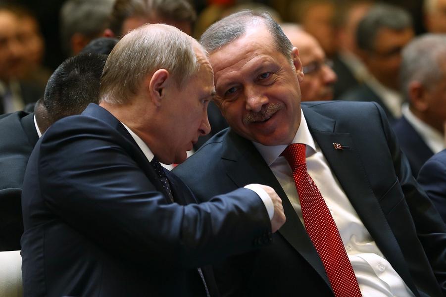 «США вынуждают Турцию искать новых союзников». Турция идет к России? Добро пожаловать?