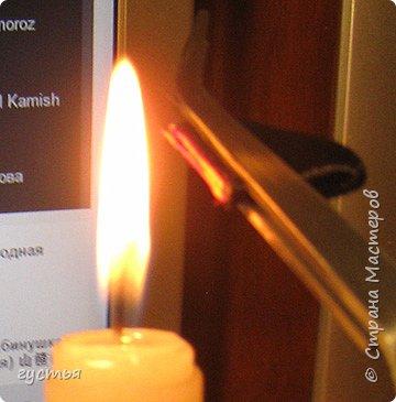Мастер-класс Украшение Цумами Канзаши МК собачка Ленты фото 13
