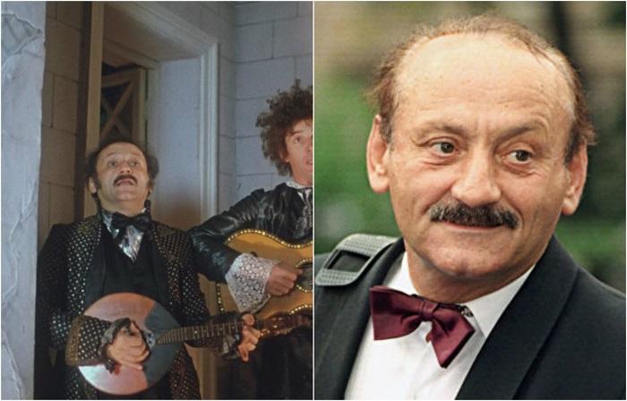 Актер с ярким выраженным комедийным талантом легко вживался в любой образ.