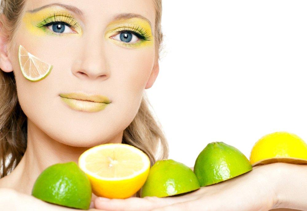 Рецепты красоты с лимоном