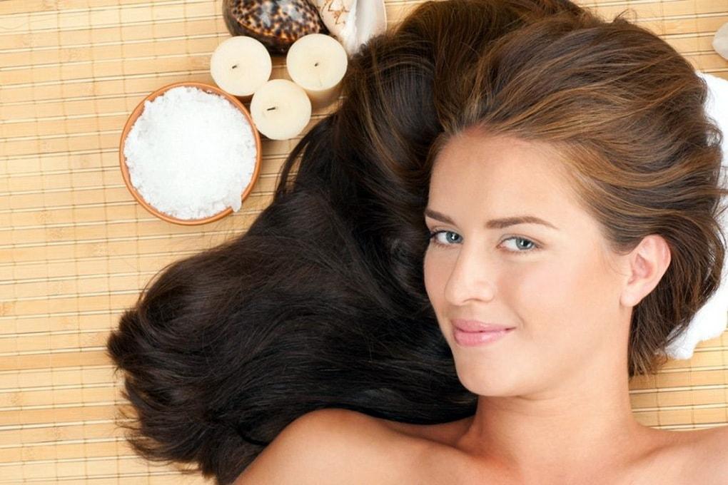 Вот как стимулировать рост волос с помощью 3 простых скрабов