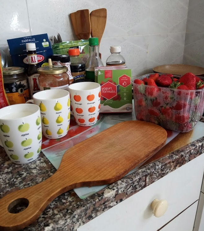 """Начни день правилно: """"живой"""" домашний фруктовый йогурт"""