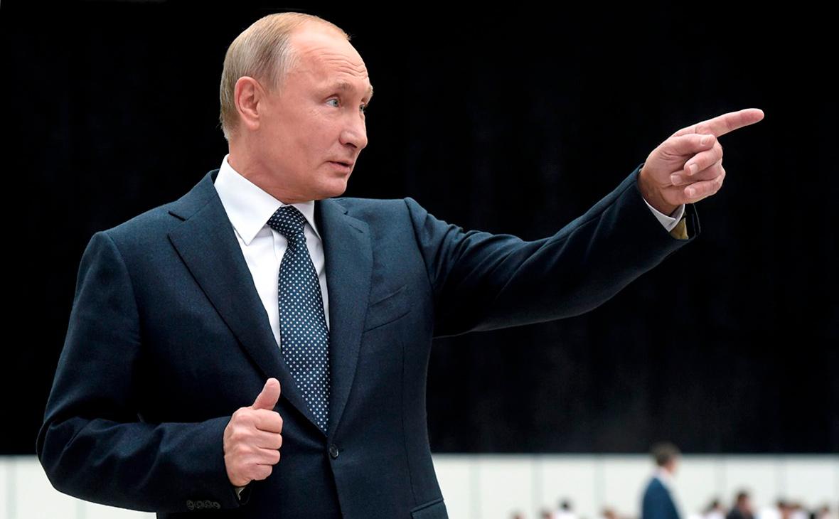 Путин впервые прокомментиров…