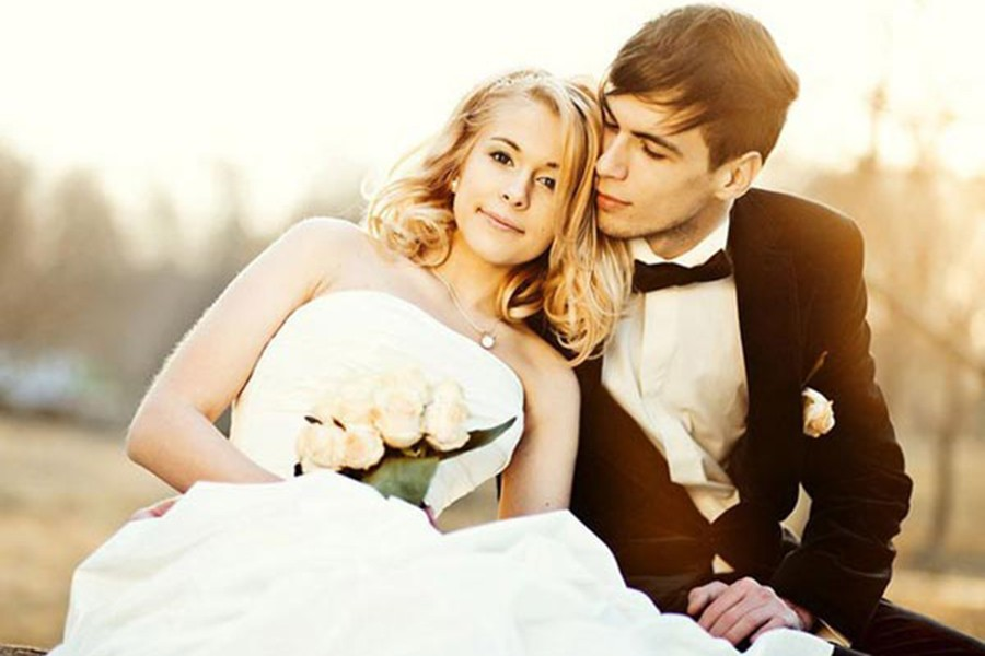 5 плюсов раннего брака
