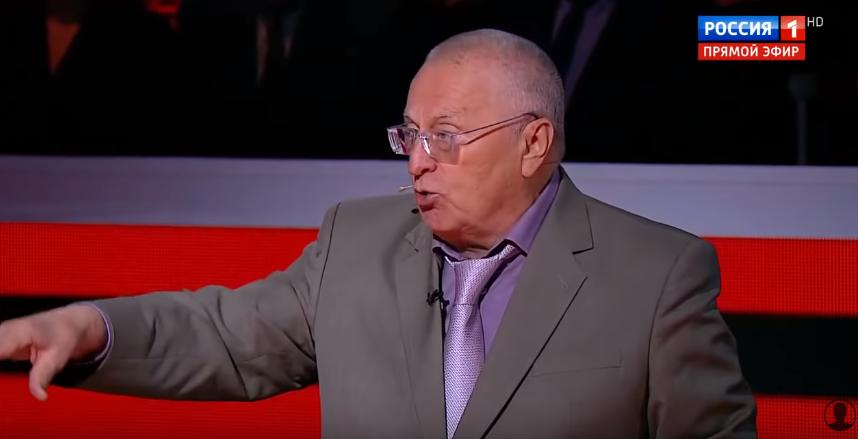 Жириновский в прямом эфире у Соловьева проговорился про системы С-600 и С-700 у РФ