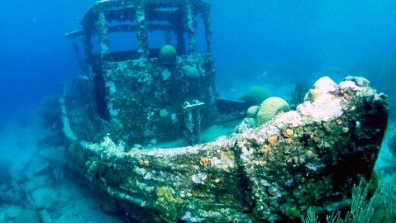 Археологи обнаружили в Средиземном море кладбище древних кораблей
