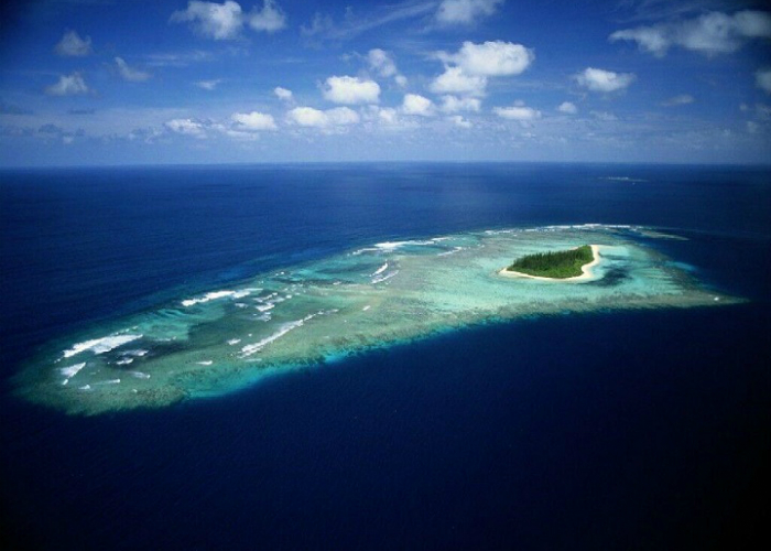Тувалу, Океания.