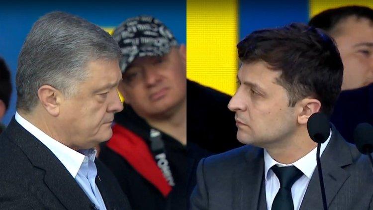 Зеленский набрал на юге Украины более 73% голосов