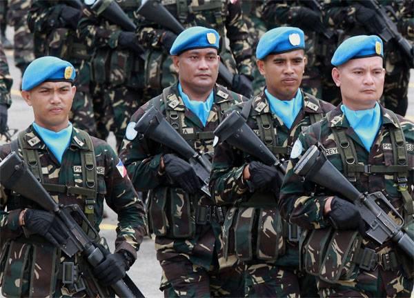 Ввести вооружённый контингент ООН в Газу. Предложение Гуттериша