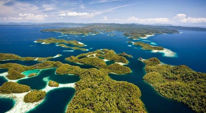 Райские острова Раджа-Ампат