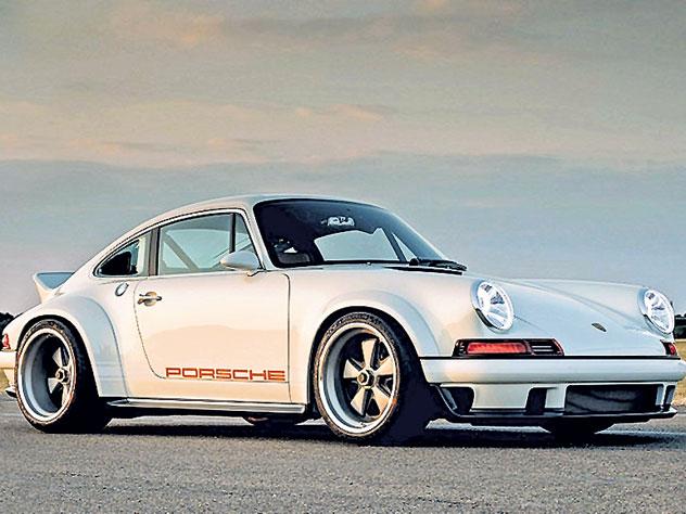 Уникальный «Porsche 911»: с …