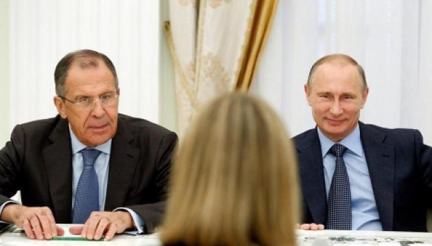Евросоюз обещает безвиз России в обмен на Донбасс и Крым