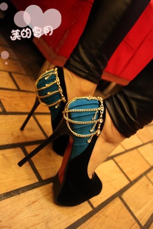 25 удачных идей по переделке надоевшей обуви в праздничную