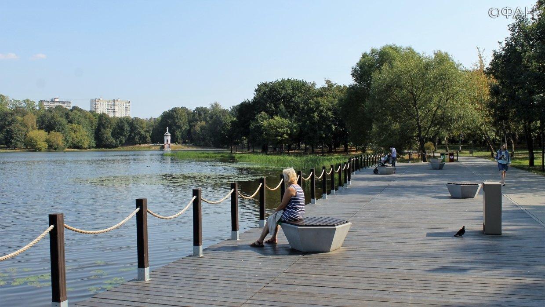 Мост через старое русло Моск…