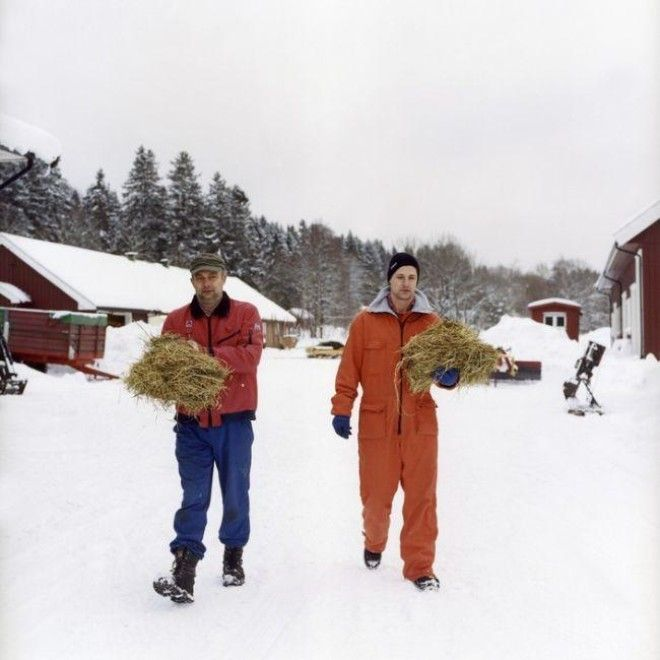 Необычная прогулка по островутюрьме нестрогого тюрьма расположена режима Смотрим заключенным живется далее котором Бастой Айхефер Эспен фотограф предлагает увлекательную острову фотоэкскурсию Норвежский