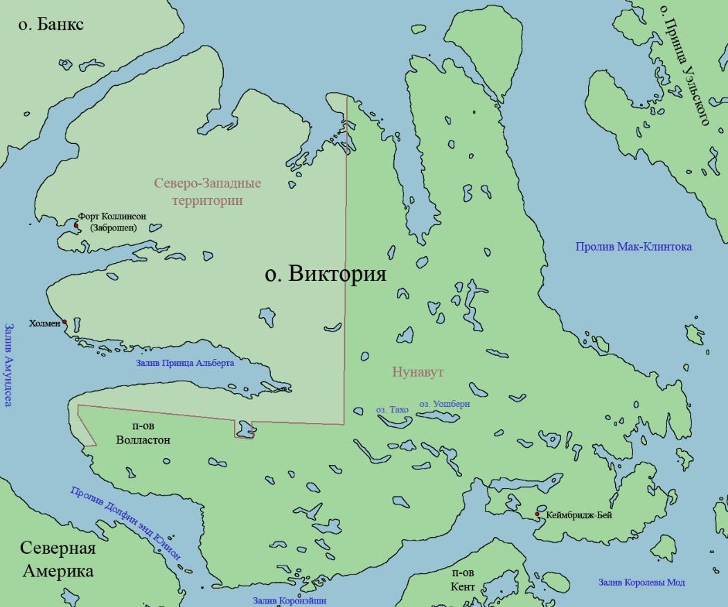 Самые большие острова в мире. Топ - 10