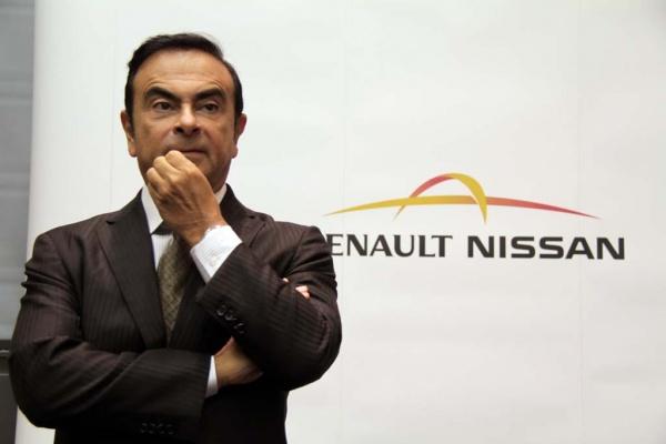 Глава альянса Reno-Nissan-Mitsubishi задержан поподозрению вмошенничестве