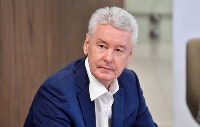 Собянин: проект бюджета Моск…