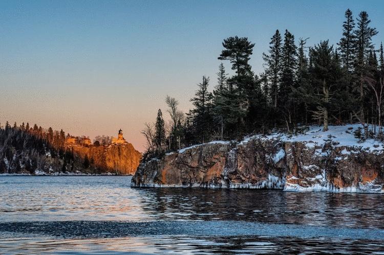 Самые красивые озера Америки: 10 мест, которые достойны вашего внимания