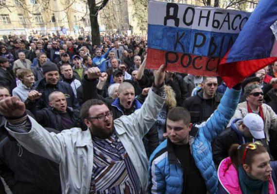 Захар Прилепин. Что общего у Революции 1917-го и Русской весны 2014-го?
