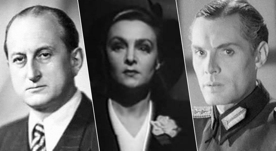 Михаил Ромм, Борис Барнет и Елена Кузьмина: любовный треугольник