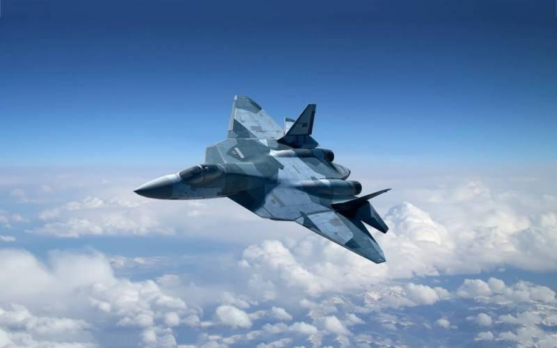 Серийное производство Су-57 начнется в Хабаровском крае в 2018 году