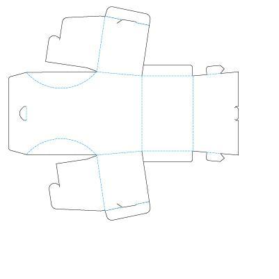 Как сделать сундук из бумаги своими руками