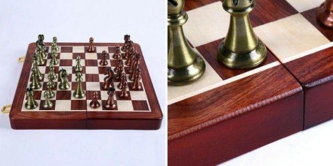 Что подарить папе на Новый год: Шахматы