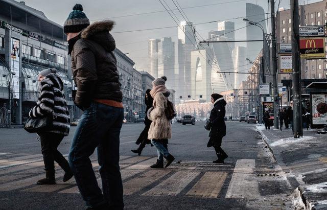 Увеличен штраф за непропускание пешеходов