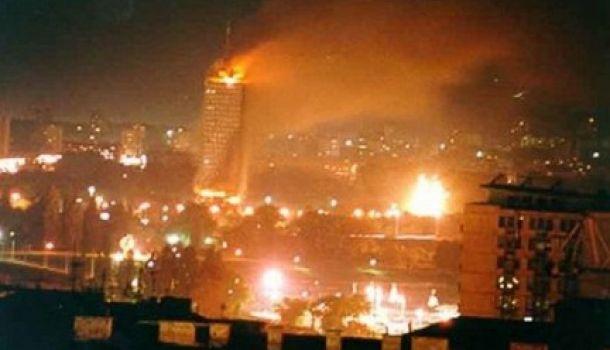 Президент Чехии: Натовские бомбардировки Югославии — неоправданная ошибка