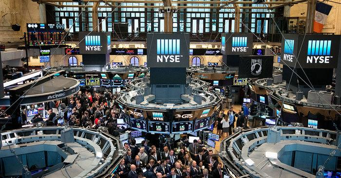 Рынок акций США рухнул второй раз за две недели