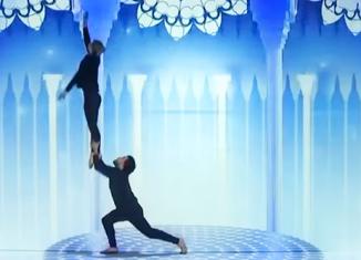 Самое красивое выступление танцоров на шоу талантов. Фантастика!