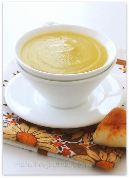 Крем суп из кабачков