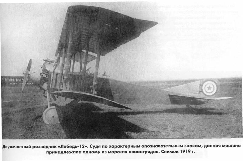 Красная морская авиация в Гражданскую войну