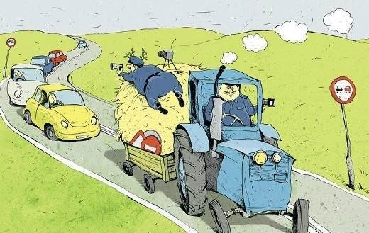 Как «разводят» водителей инспекторы ГИБДД