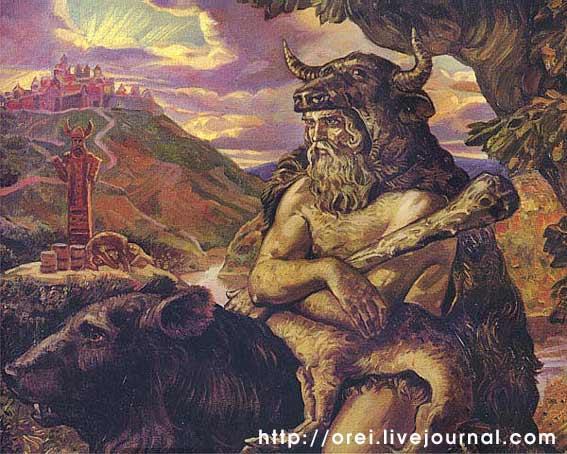 Хазарский каганат и Великий Булгар. 4.6.