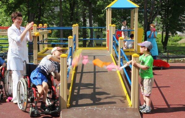 небольшие специальные группы для инвалидов в детском саду