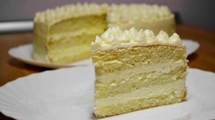 Великолепный торт со вкусом мороженого